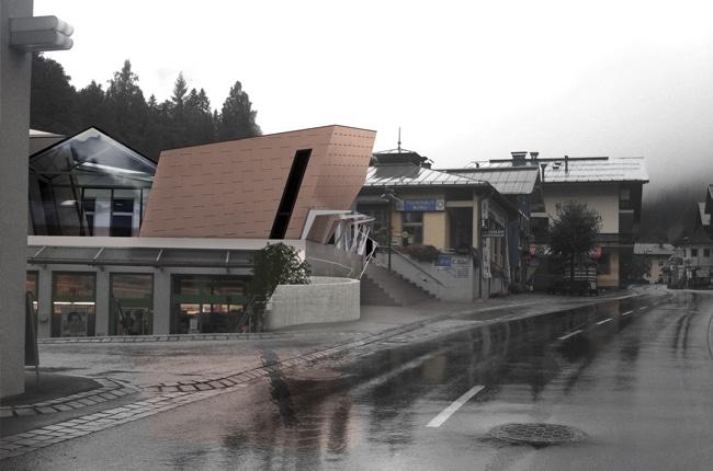 Platzgestaltung Gemeinde Mühlbach