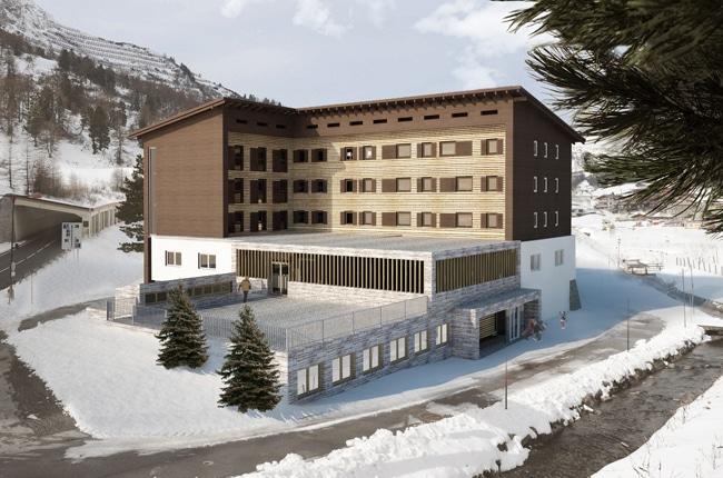 Jugendhotel Schaidberg Obertauern