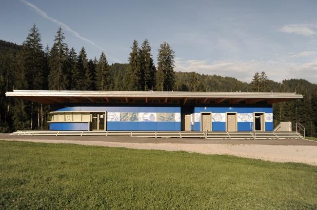 Talstation Hochbifang Altenmarkt