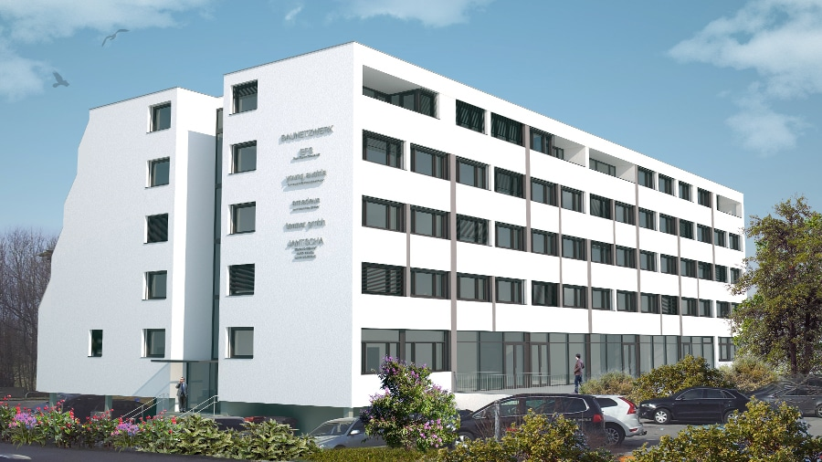 Bürozentrum Alpenstraße